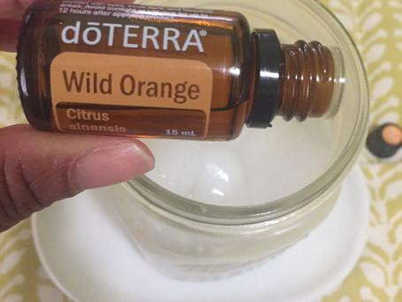 Wild about Wild Orange!!