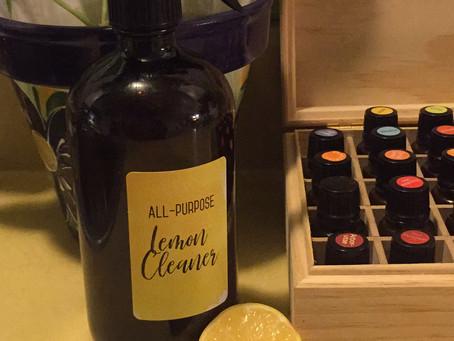 All Purpose Lemon Cleaner