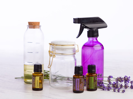 Safe Containers to Use with Essential Oils!