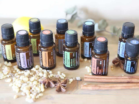10 Must Have Essential Oils