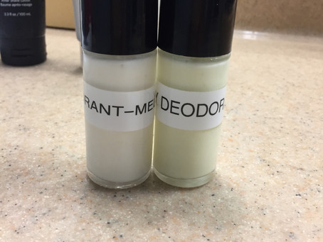 Why I Love This DIY Deodorant!!
