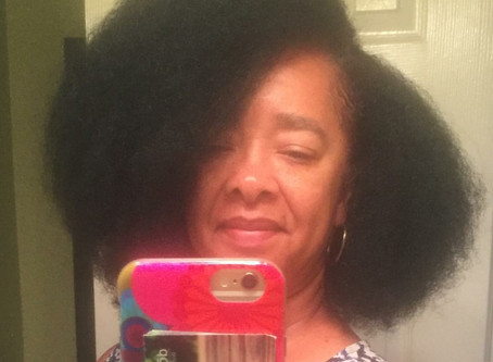 My Natural Hair Journey!