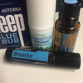 Deep Blue Rub & Breathe Essential Oils...