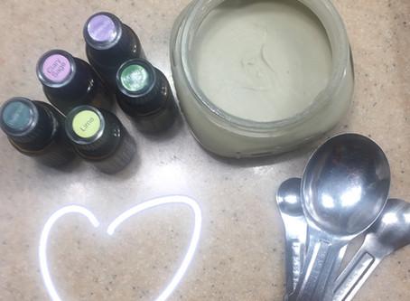 DIY Natural Deodorant!!