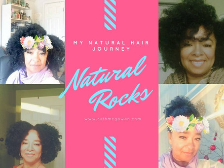 Still Loving My Natural Hair Journey!!!