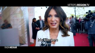 Iris Berben beim Filmfestival
