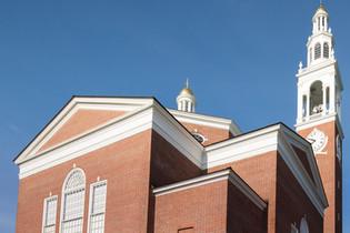 University of Vermont - Ira Allen Chapel