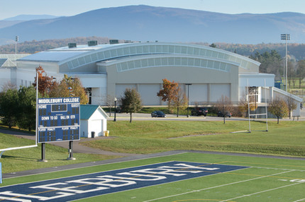 Middlebury College - Kenyon Field House