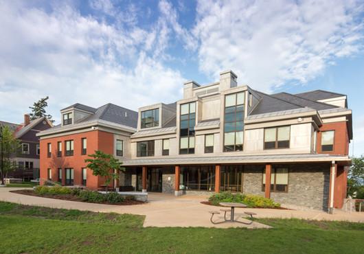 Champlain College - Residential TRI Complex
