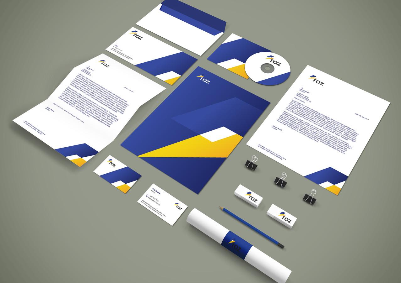 TOZ Branding Design