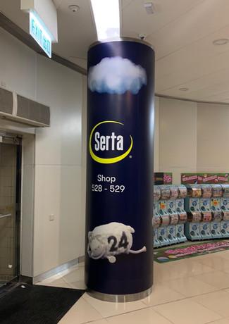 Serta Ads (Tsuen Wan)