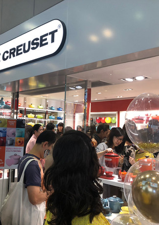 Le Creuset Causeway Bay Store Opening