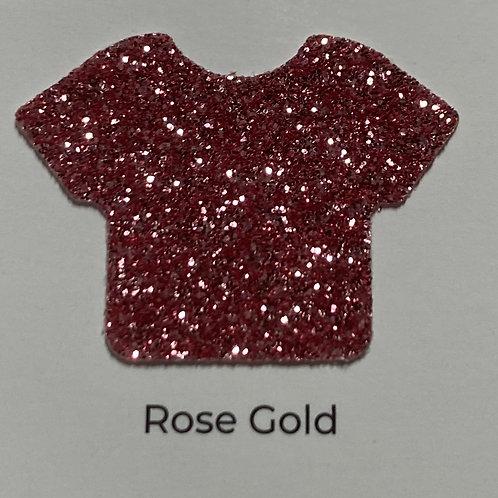 Glitter- Rose Gold