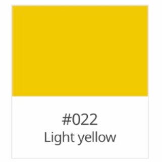 631- Light Yellow(Matte)