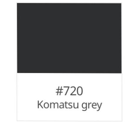 751- Komatsu Grey