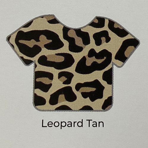 Pattern-Leopard Tan