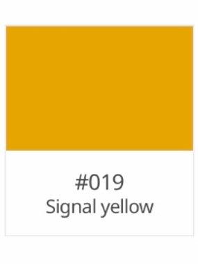 631- Signal Yellow(Matte)