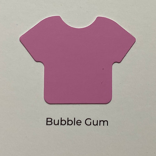 Stretch-Bubble Gum