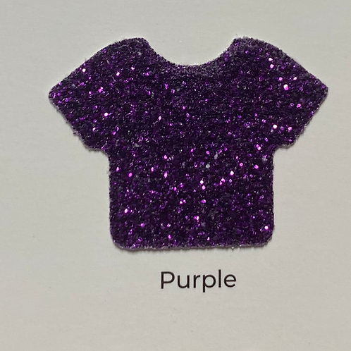 Glitter- Purple