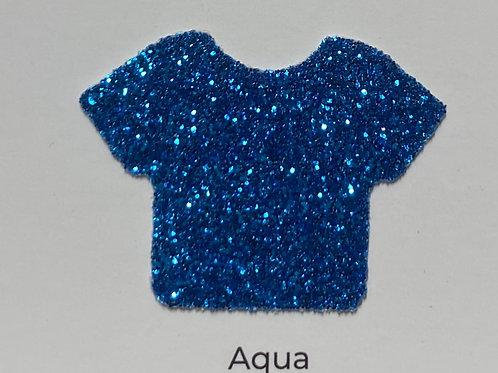 Glitter -Aqua