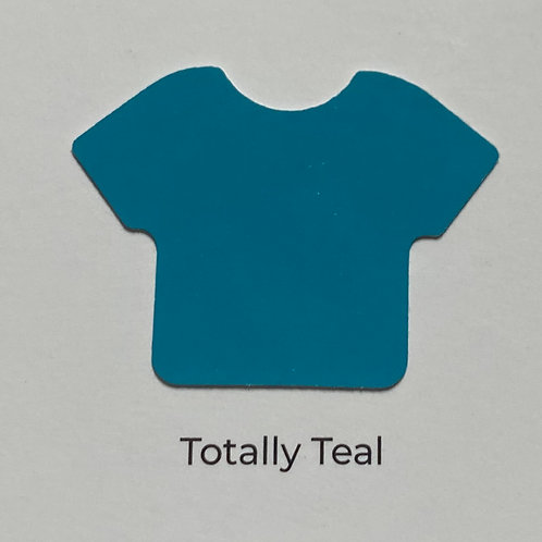 Stretch- Totally Teal