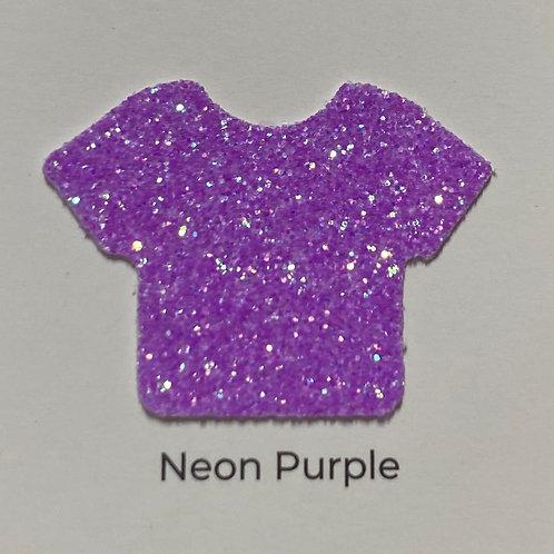 Glitter-Neon Purple