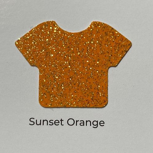 Sparkle- Sunset Orange