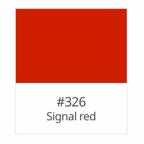 751-Signal Red
