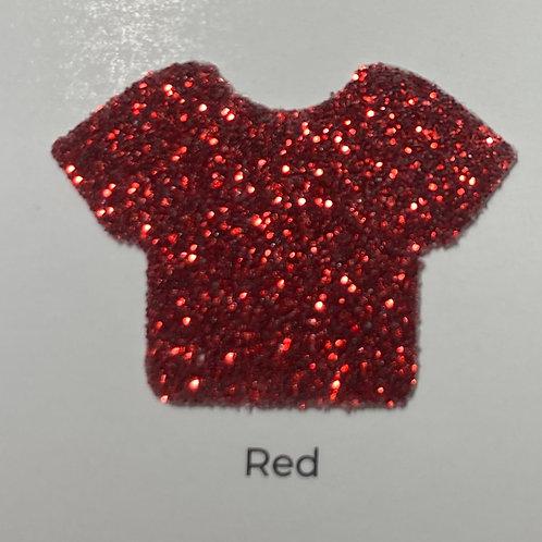 Glitter -Red