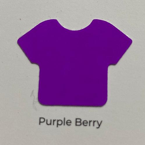 Stretch- Purple Berry