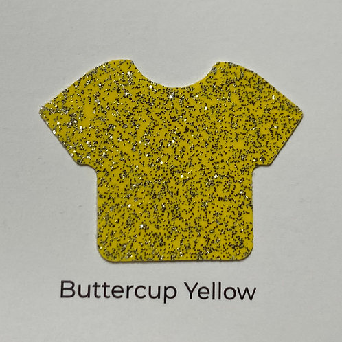 Sparkle- Buttercup Yellow