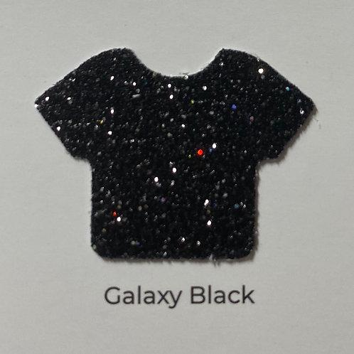 Glitter -Galaxy Black