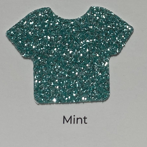Glitter -Mint