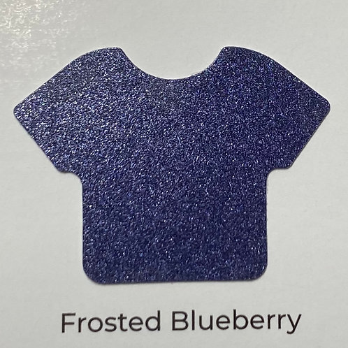Electric- Frosted Blueberry