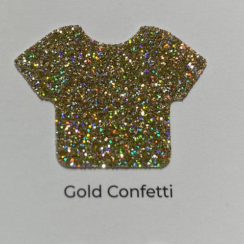 Glitter -Gold Confetti