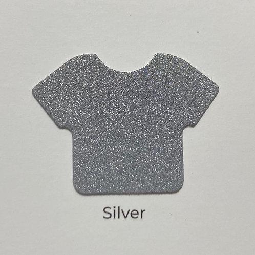 Reflective- Silver