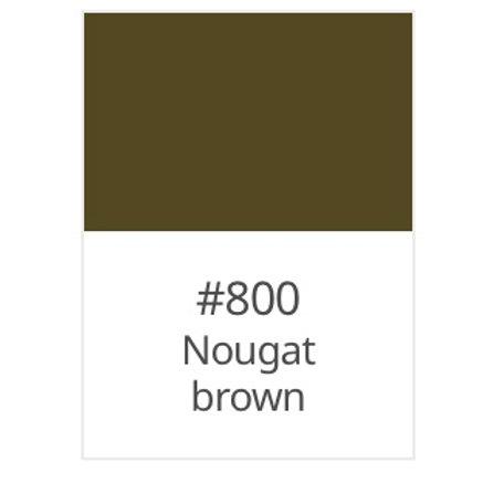 631-  Nougat Brown (Matte)