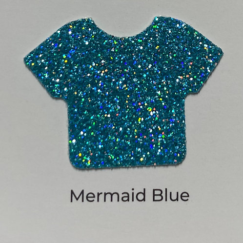 Glitter -Mermaid Blue