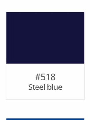 651 - Steel Blue