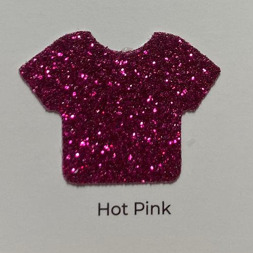 Glitter-Hot Pink