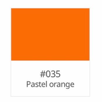 651 - Pastel Orange