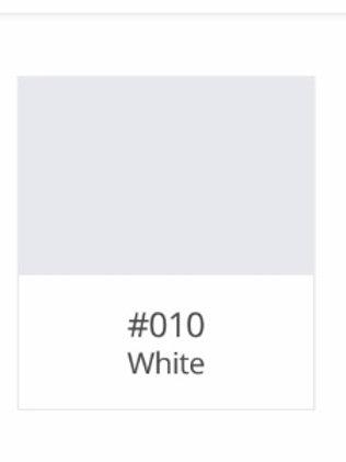 651- White (Gloss)