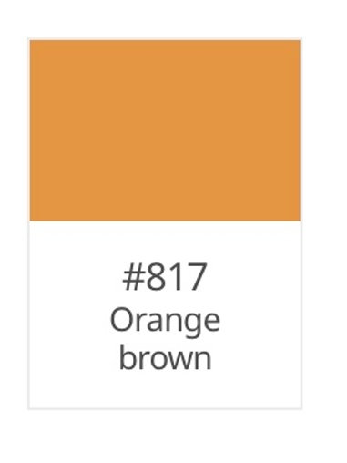631-  Orange Brown (Matte)