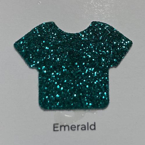 Glitter -Emerald