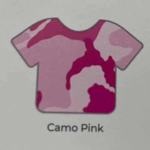 Pattern- Camo Pink