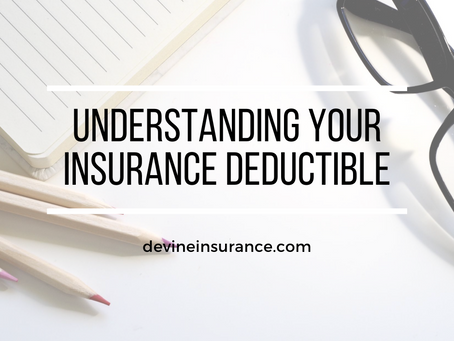 How to Choose Your Insurance Deductible