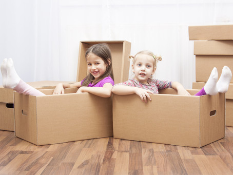 A Survival Guide to Moving With Kids