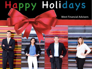 Happy Holidays From West Financial Advisors