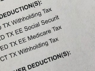 How to Avoid a Tax Surprise