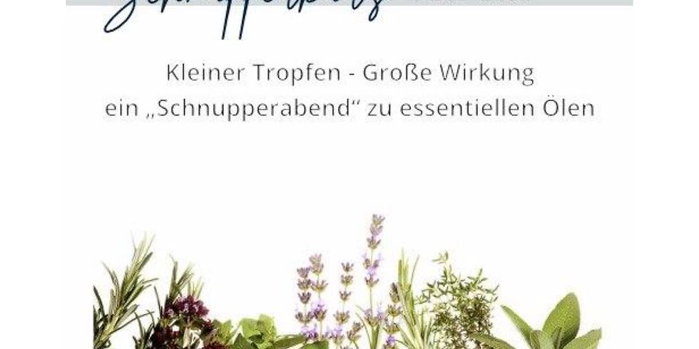Essentielle Öle erleben (Dresden) inkl. Make & Take